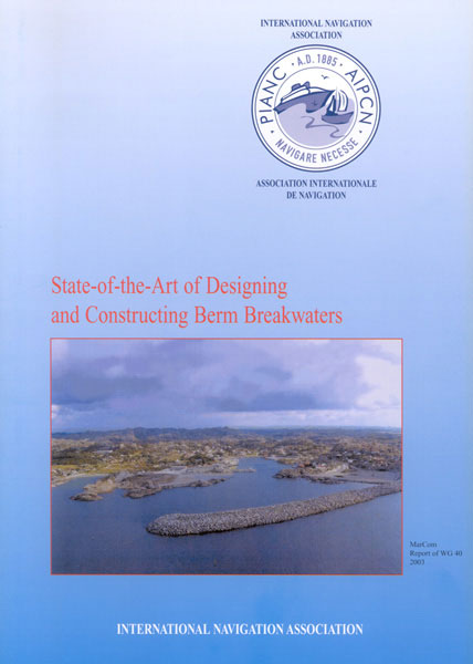 State-of-the-Art of Designing and Constructing Berm Breakwaters