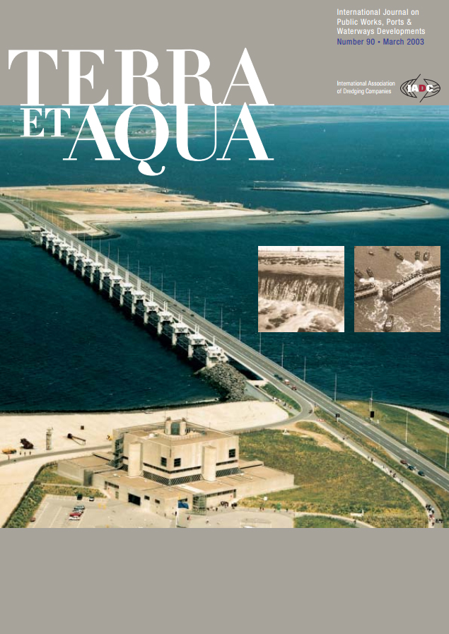 From Disaster to Delta Project: The Storm Flood of 1953, The Panama Canal: A Look Back, A Look Forward, Geographic Information Systems for Modelling Sediment Transport and Desposition in Harbours