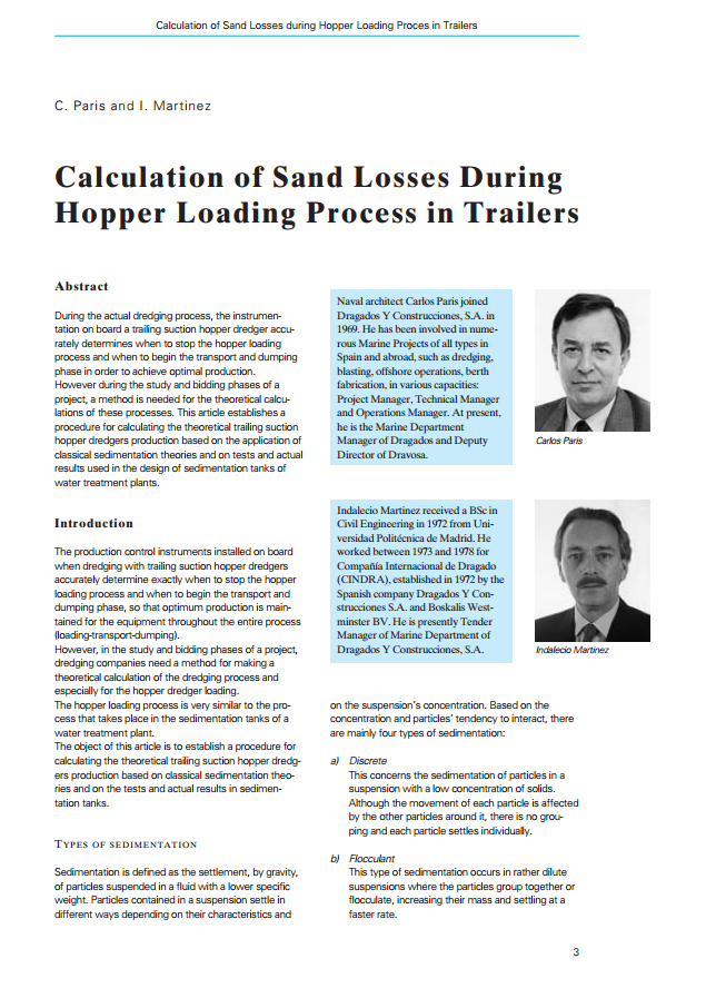 Calculation of Sand Losses During Hopper Loading Process in Trailers