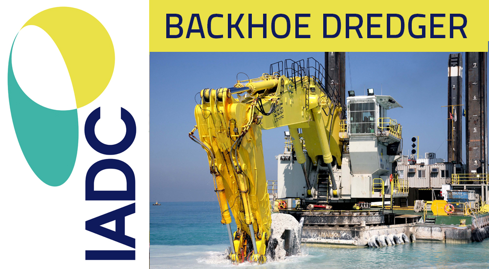 Video Backhoe Dredgers