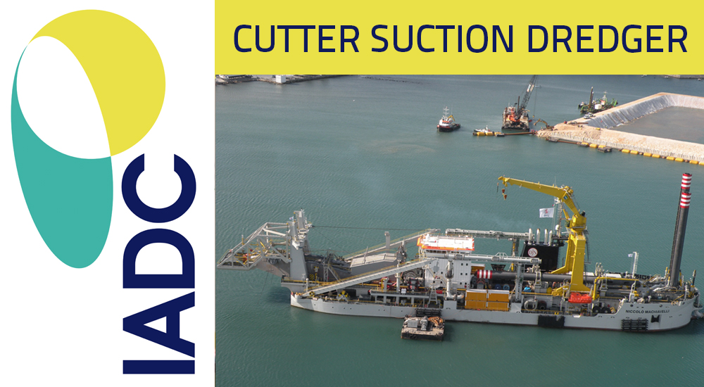 Video Cutter Suction Dredgers