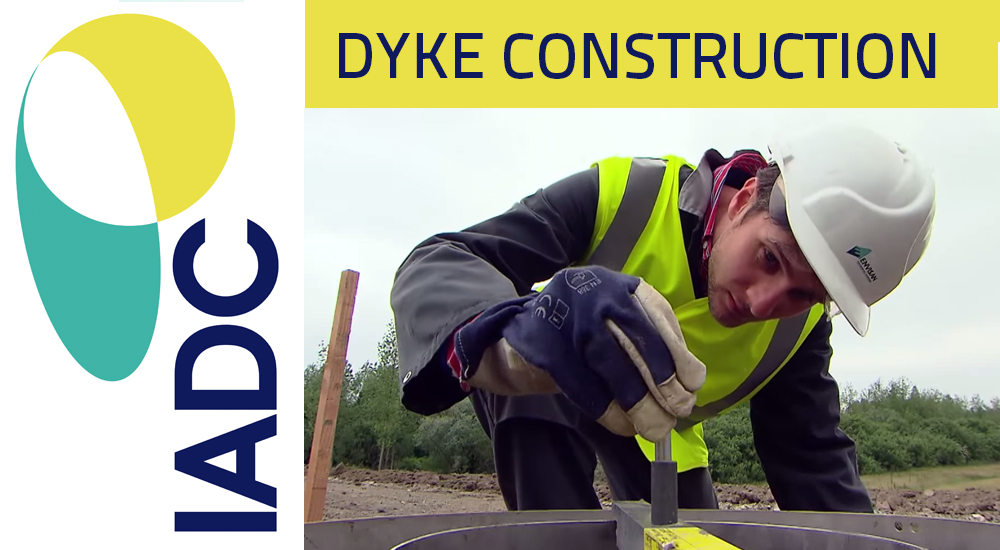 Video The Use of Engineered Sediments for Dyke Construction in the Flood Control Area of Vlassenbroek