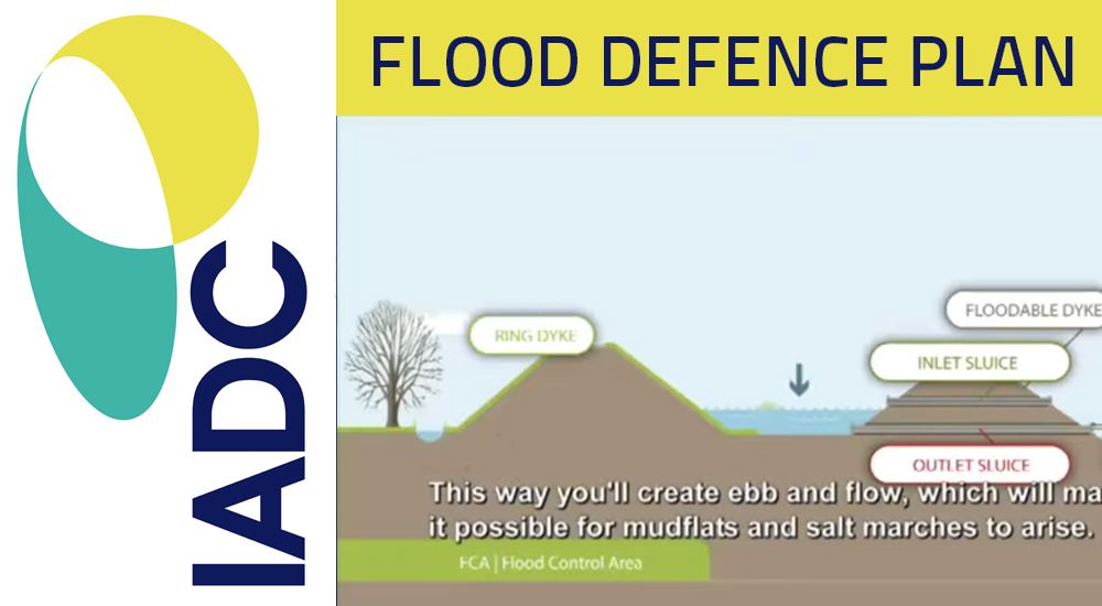 Video Flood defence