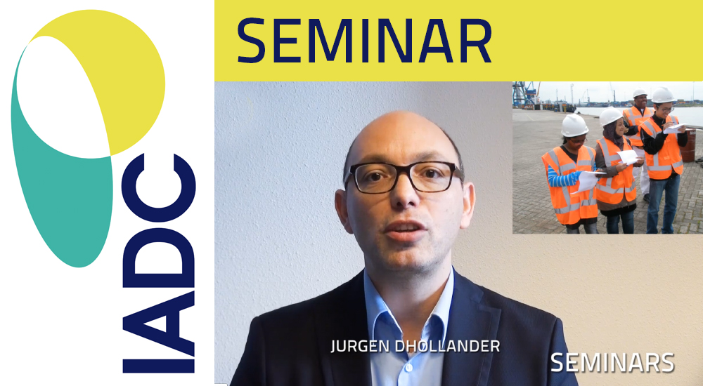 Video Seminar on Dredging and Reclamation