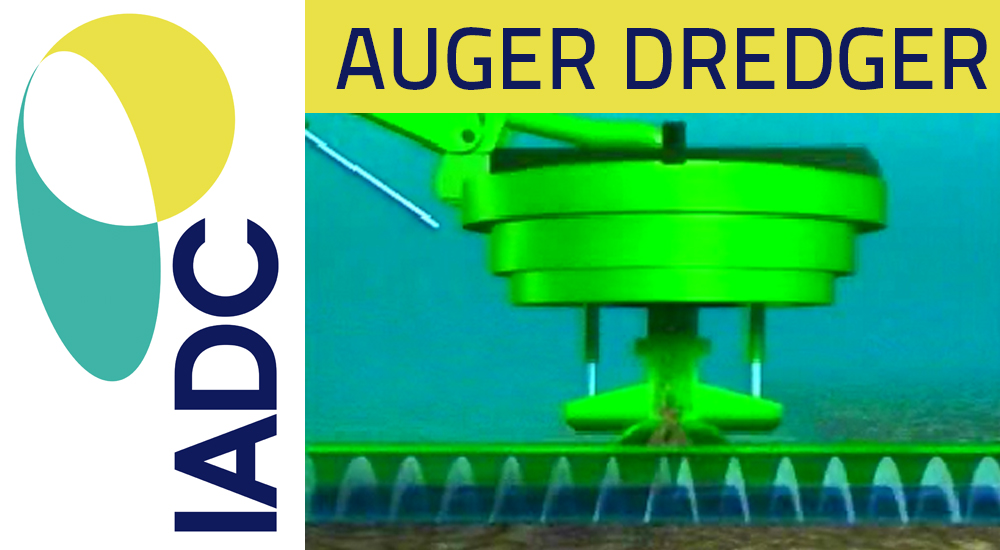 Video Auger Dredger