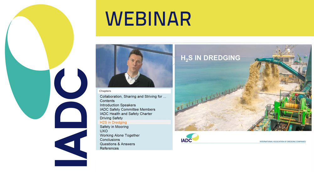 Webinar: Safety and Dredging