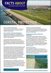 Facts About: Coastal Protection