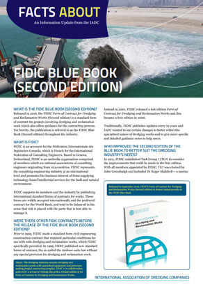 Facts About FIDIC Blue Book (Second Edition)