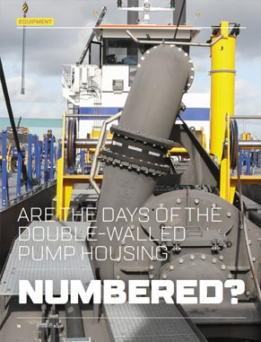 Are the days of the double-walled pump housing numbered?