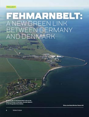 Fehmarnbelt: A green link between Germany and Denmark
